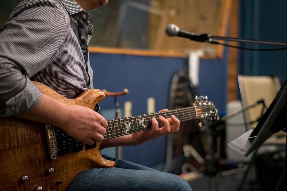 Music Photography - Concerts or in-studio sessions