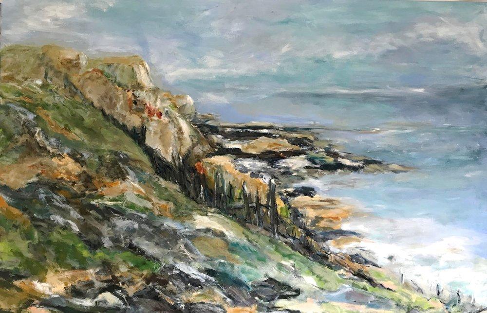 East Devon Coastal Path