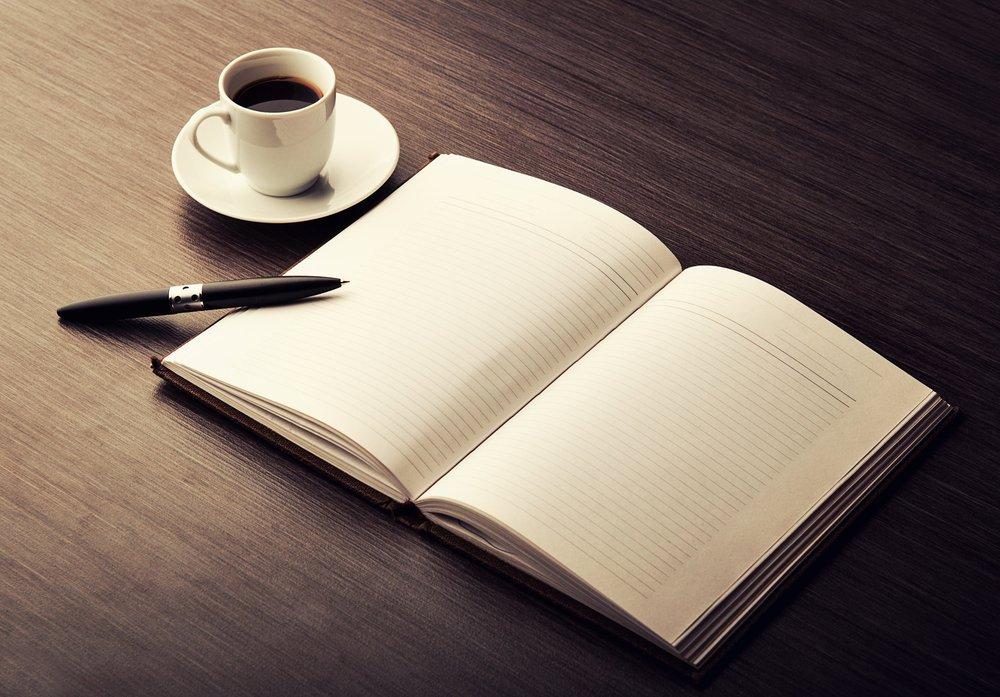 Grief Journals - Click Here