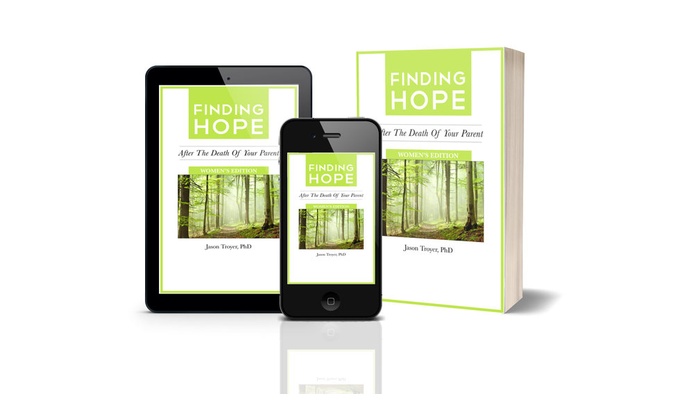 Loss of a Parent - Women's Edition - Click Here to download the e-booklet