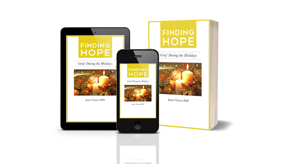 Grief During the Holidays - Click Here to download the e-booklet