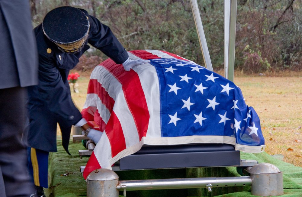 Military-Related Loss - Click Here