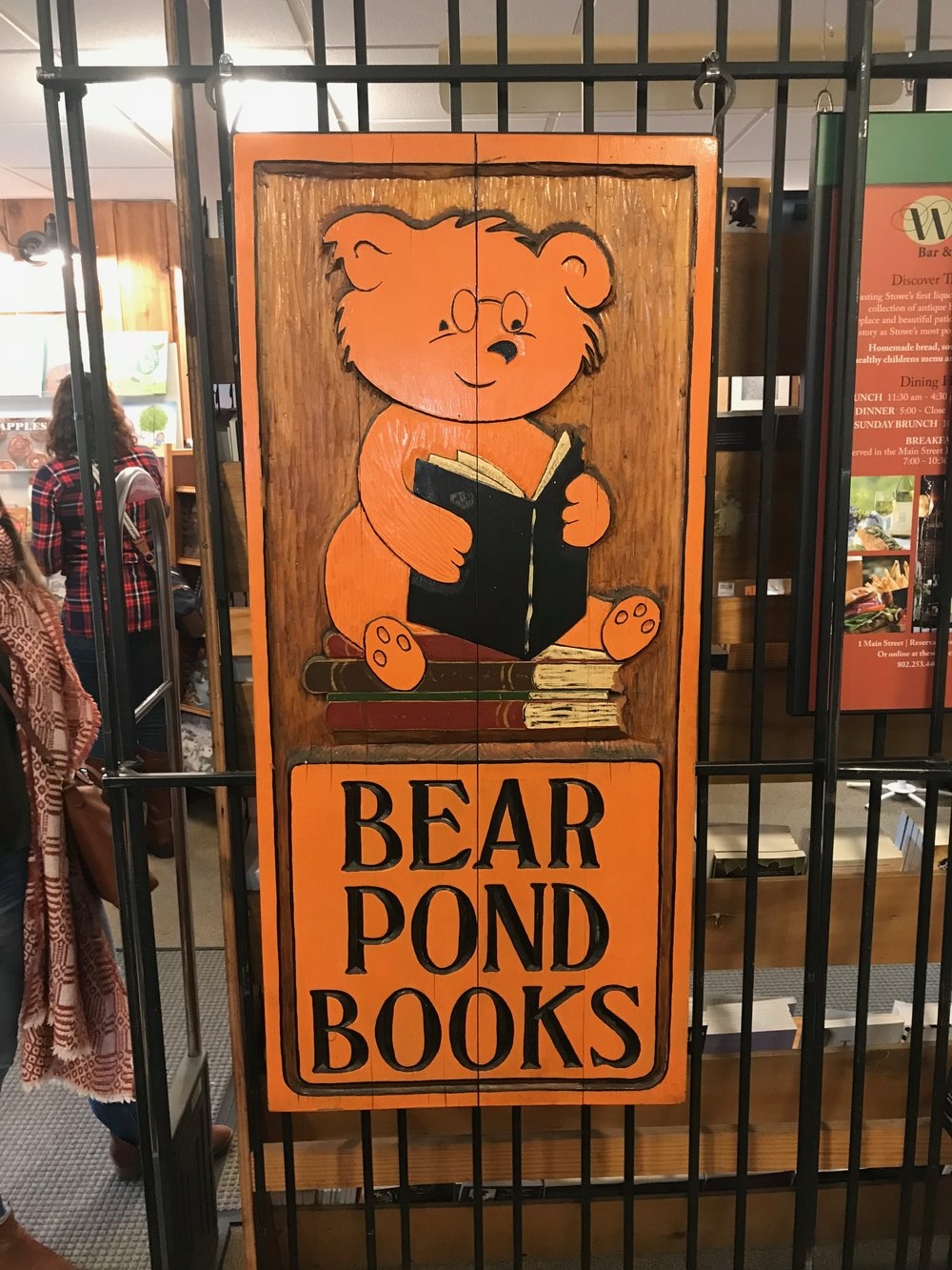 - Bear Pond Books