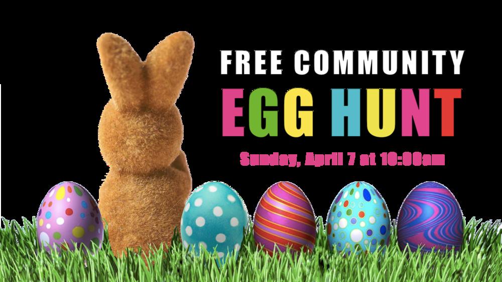 Easter Egg Hunt Graphic April 7 10am.pngE