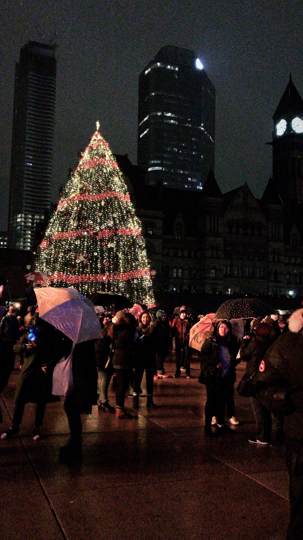 Christmas in Toronto