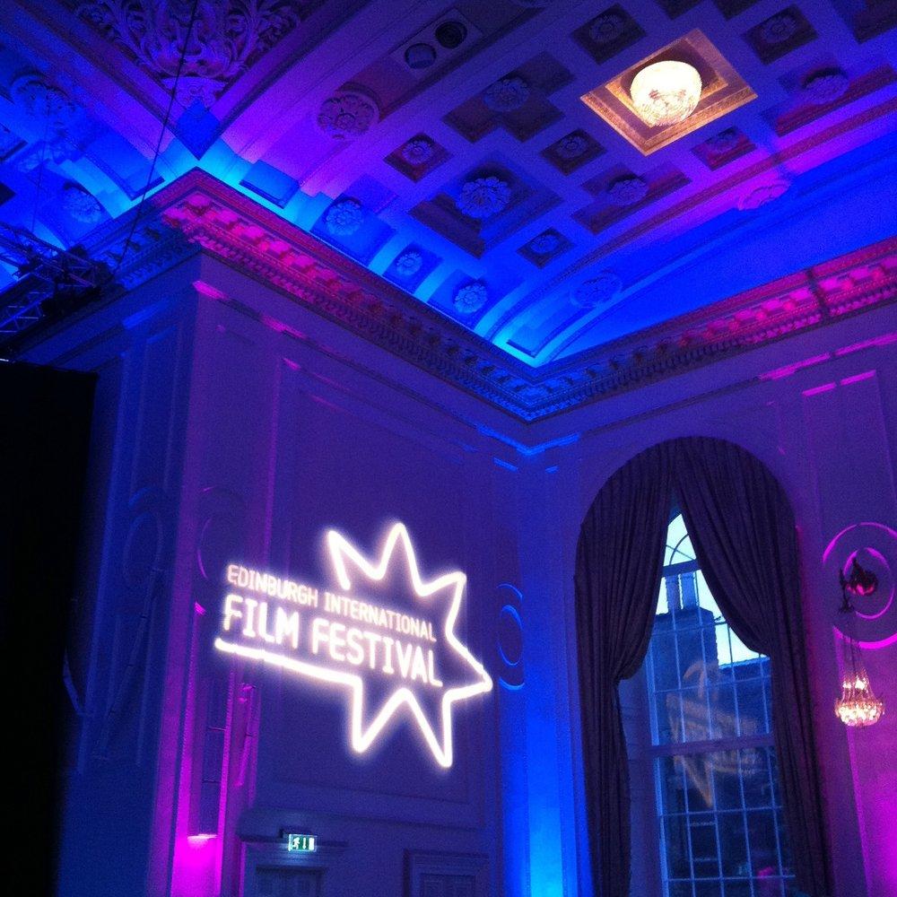 Edinburgh International Film Festival, 2014.