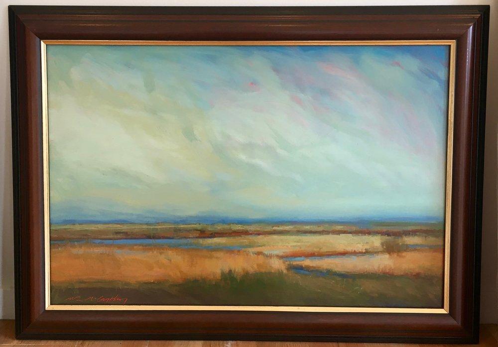 Summertime Marsh
