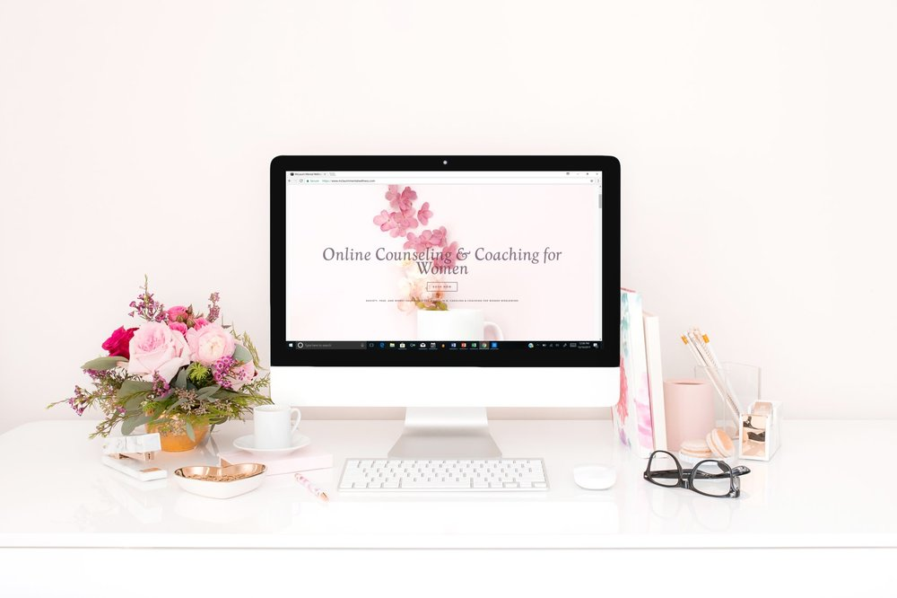Work with me - Need counseling or coaching services? I provide counseling and coaching exclusively online to women through my practice, McLaurin Mental Wellness, PLLC. Wanna work with me? Click to find out how!