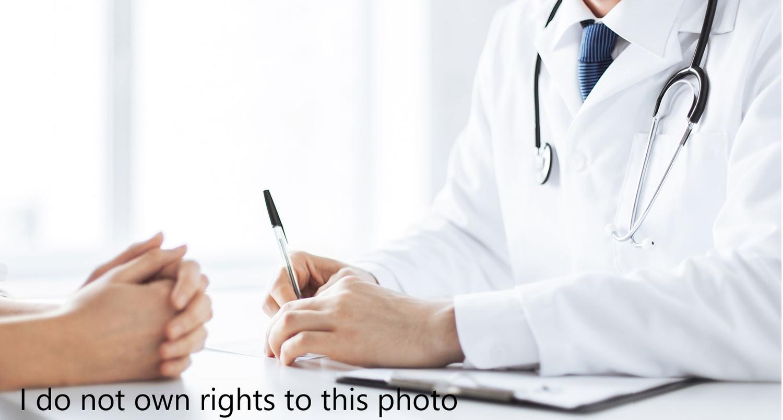 My Initial Diagnosis — TheSaneSideOfCrazy
