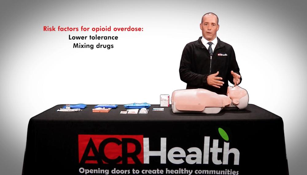 ACR Health Narcan Training (English, 13:29)