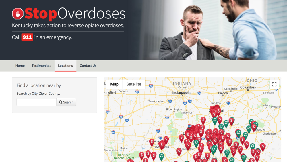 Click the image above or visit  https://odcp.ky.gov/Stop-Overdoses/Pages/Locations.aspx