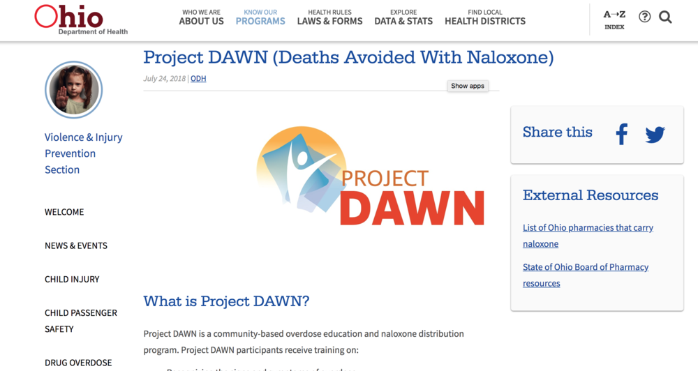 Click the image above or visit  https://odh.ohio.gov/wps/portal/gov/odh/know-our-programs/violence-injury-prevention-program/projectdawn/
