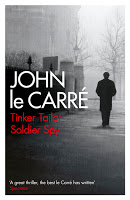 Tinker, Tailor, Soldier, Spy - John le Carre