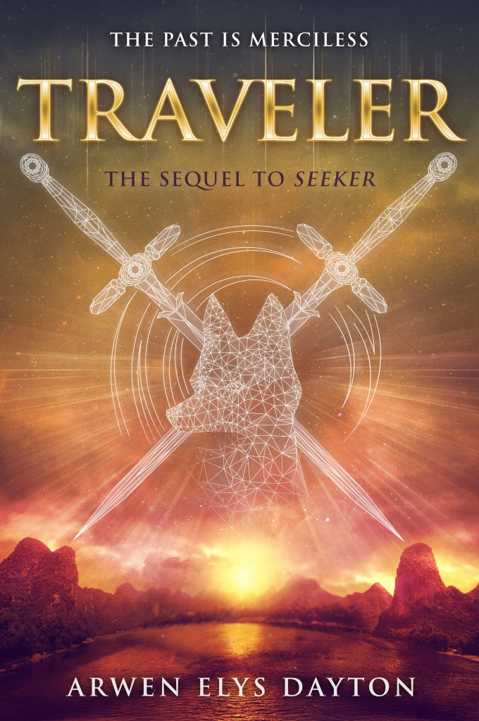 Traveler - Book 2 in the Seeker SeriesQuin Kincaid is a Seeker. Her legacy is an honor, an ancient role passed down for generations. But what she learned on her Oath night changed her world forever.Quin pledged her life to deception. Her legacy as a Seeker is not noble but savage. She was trained to be an assassin. And the boy she once loved is out for vengeance, with her family in his sights.Yet Quin is not alone. Shinobu, her oldest companion, might now be the only person she can trust. The only one who wants answers as desperately as she does.But the deeper they dig into the past, the darker things become. They are long-vanished Seeker families, shadowy alliances, and something else: a sinister plan begun generations ago with the power to end the legacy forever. And it might destroy them all.