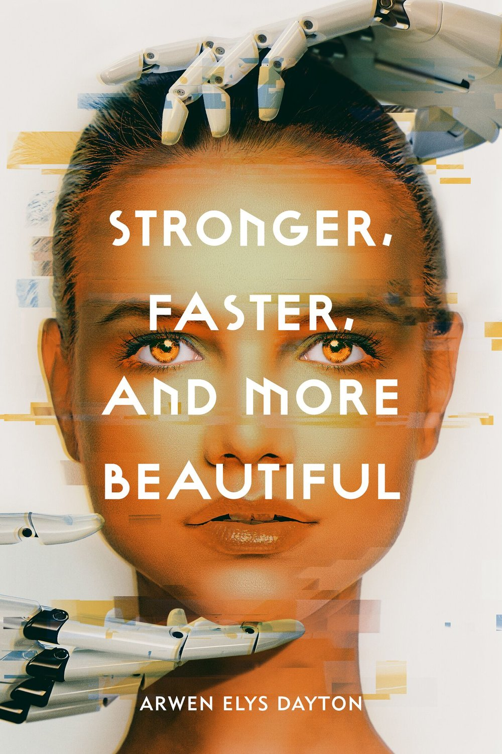 Order MyNewest Book - Stronger, Faster, And More Beautiful