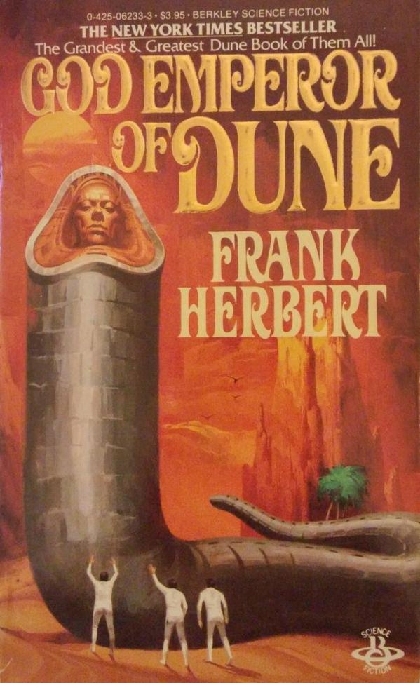 DUNE - by Frank Herbert