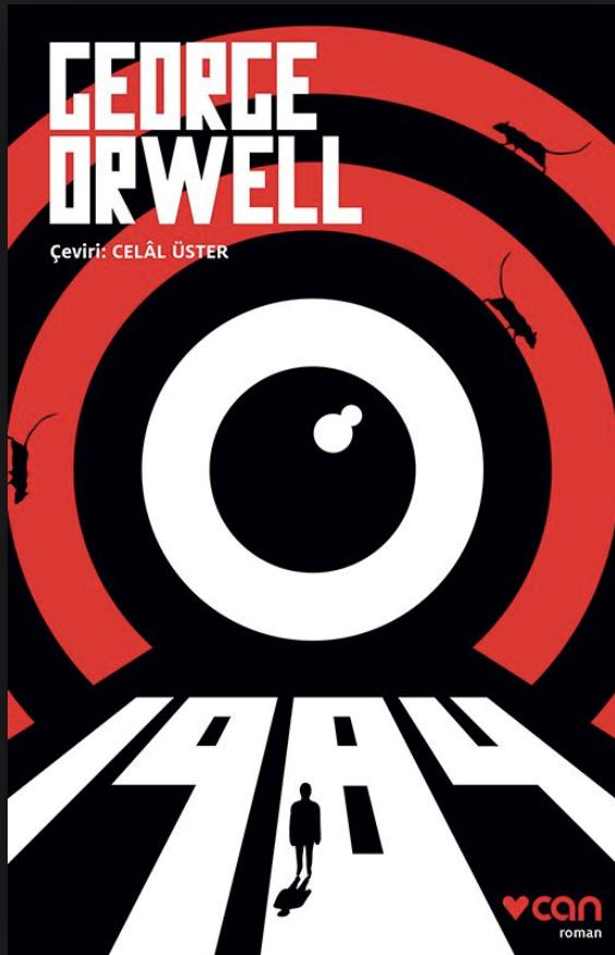 1984 - by George Orwell