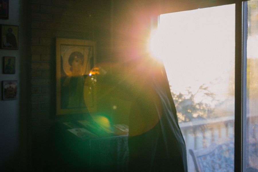 The Light of Salvation    Father Damian Hart and the pull of the Orthodox Church    The Oxford American , Fall 2018 Issue