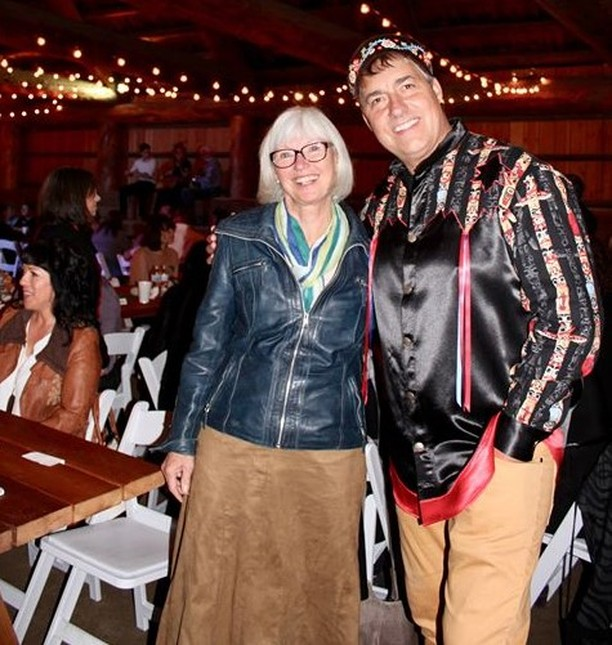I enjoyed the Sto;lo Business Association Harvest Dinner in the Longhouse last Saturday. Louis de Jaeger was also there and enjoying it. #ilovechilliwack . . . . . . . . #votefordebora #chilliwacknow #chilliwack #explorechilliwack #chilliwackliving #thewack #chilliwackbc #chilliwackpoli #sharechilliwack #chilliwackvotes #yourhome #yourfutureisnow #votefordebora #bcpoli #ourcityourvisionourfuture #hellobc #explorebc #chilliwackpoli