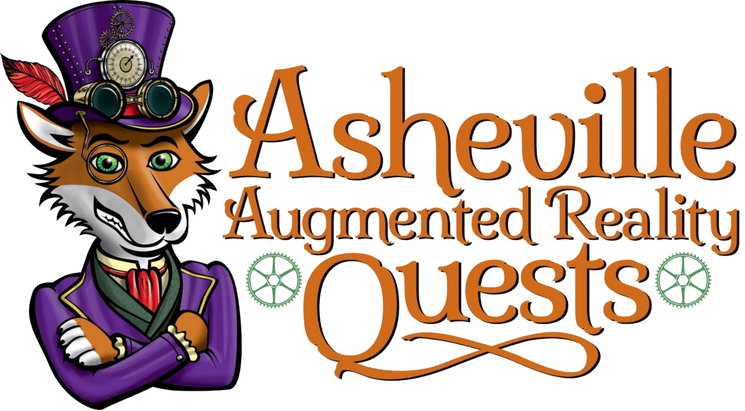 ASHEVILLE AUGMENTED REALITY QUESTS