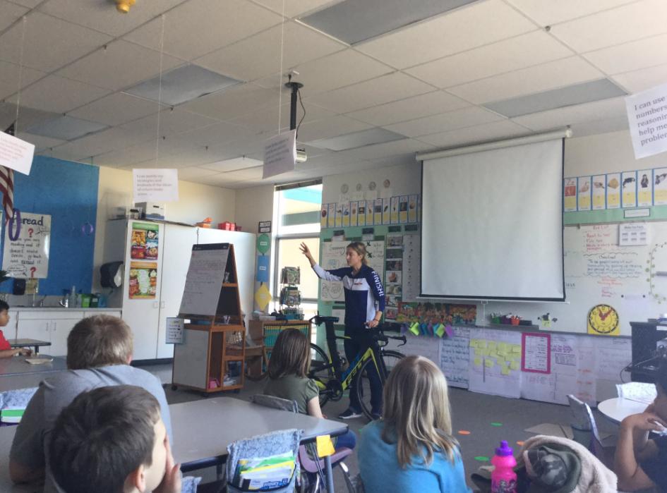 Elementary school talk