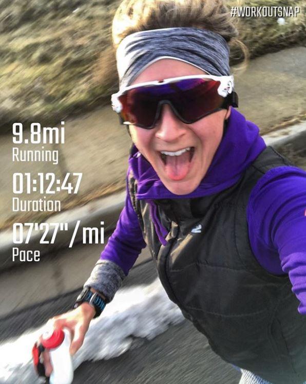 running 13