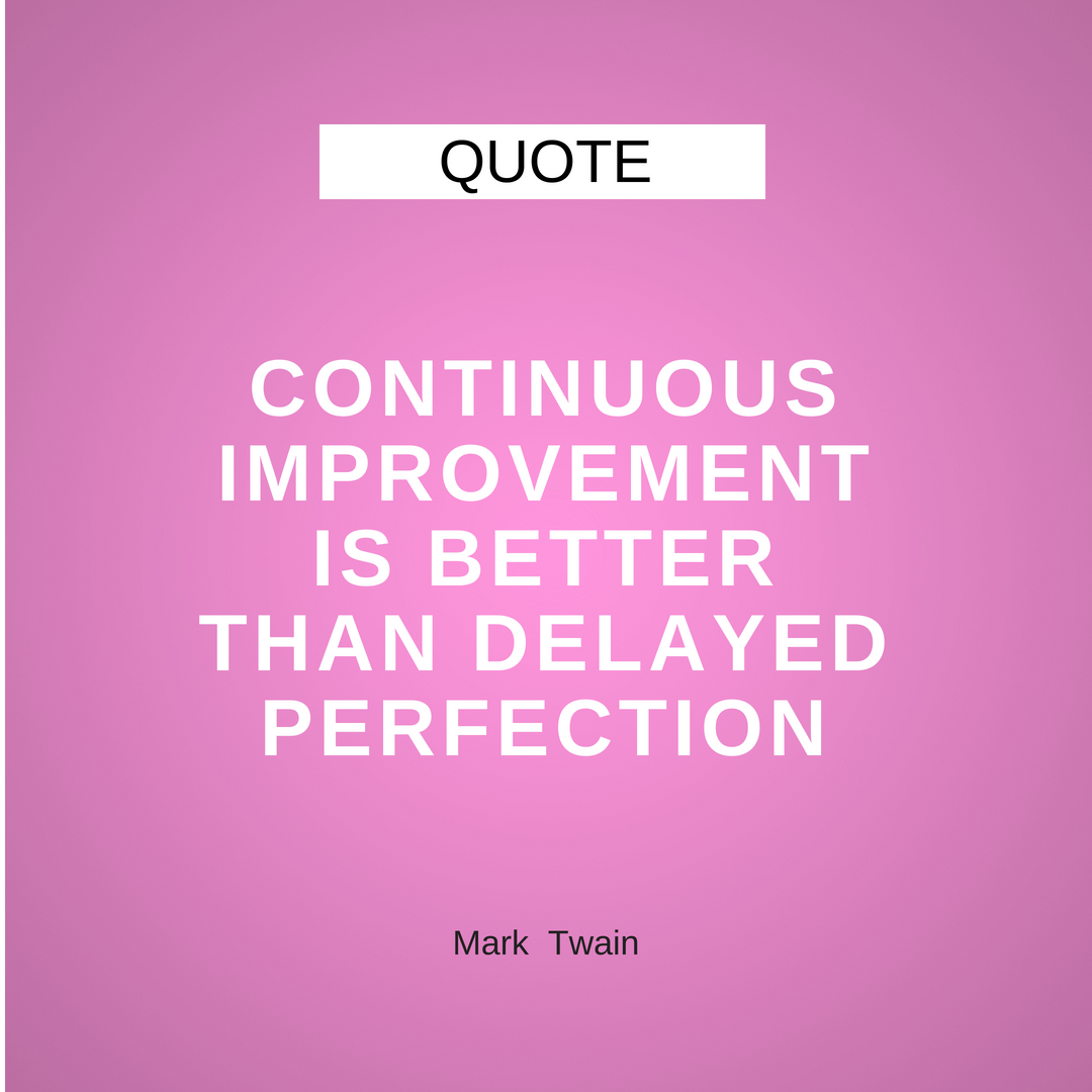 Mark Twain life quote seemed good to me