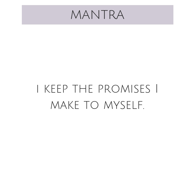 Mantra Day 3 Sober October