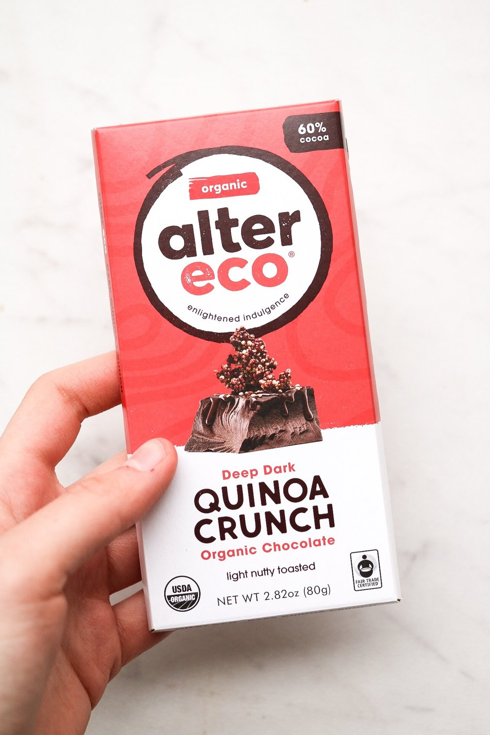 One of my all time favorite chocolate bars - so good even just on it's own! But especially amazing thrown into these cookies.