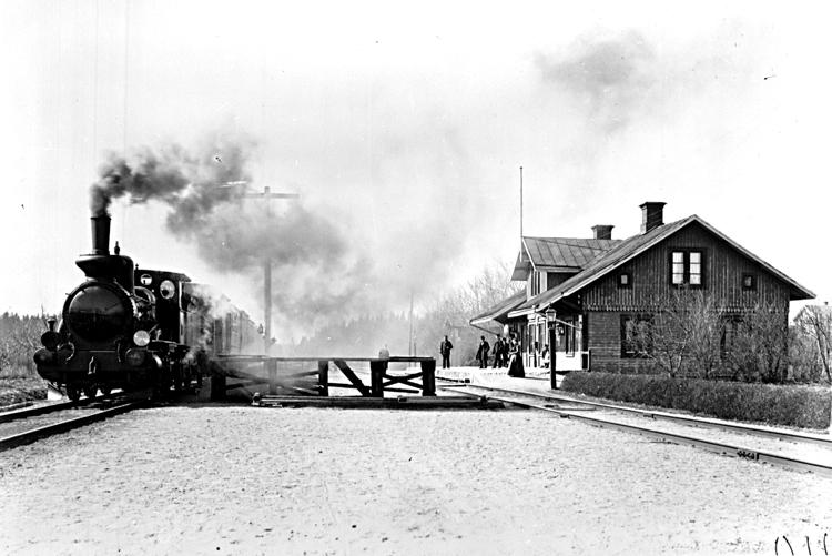 Igelstorps station
