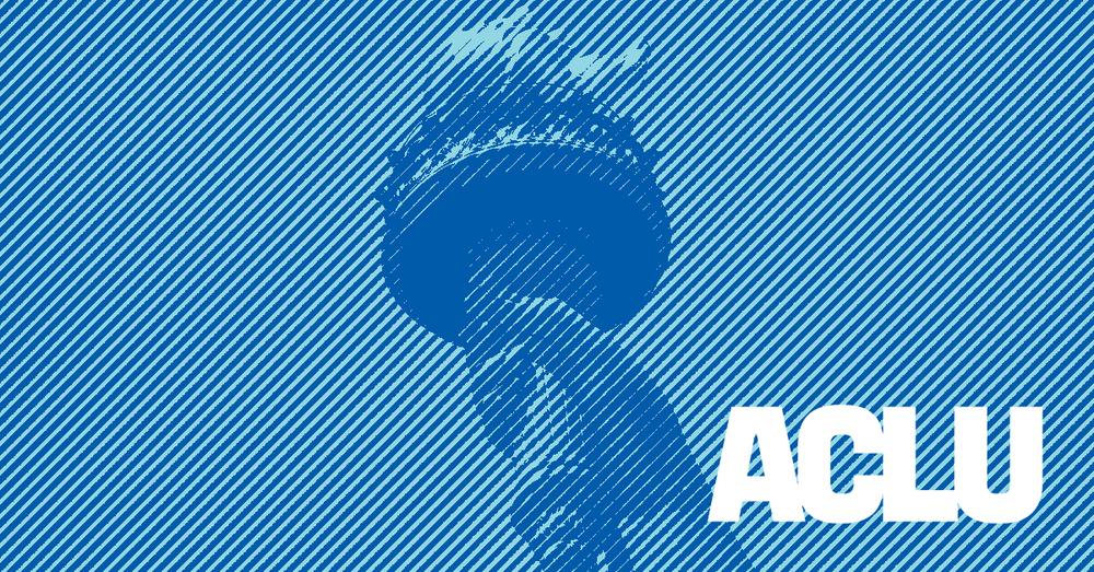 ACLU Blog Image