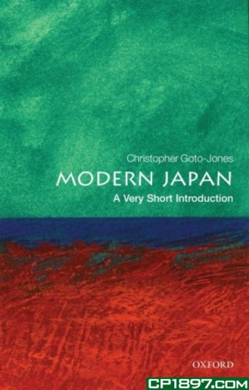 Modern Japan: A Very Short Introduction by Christopher Goto-Jones