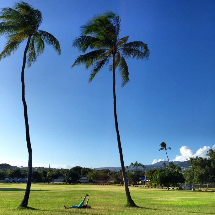 What It's Like To Move From New York To Hawaii (Jessica Cording Nutrition)