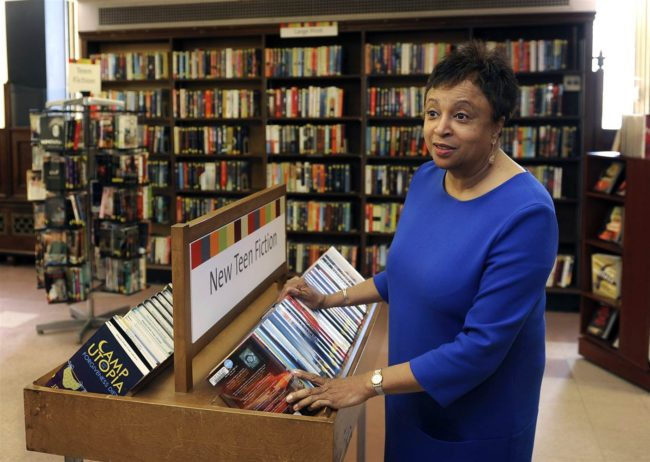 Celebrating Dr. Carla Hayden – The First Black Woman To Be Appointed Librarian Of Congress (GirlTalk HQ)