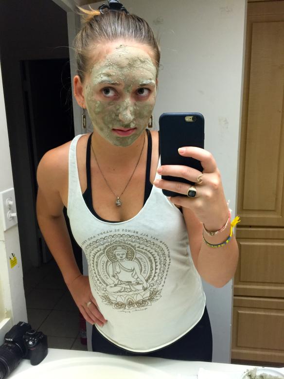 Herbal Facemask