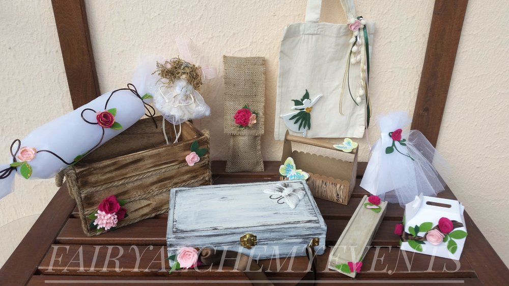 Woodland Fairy Collection
