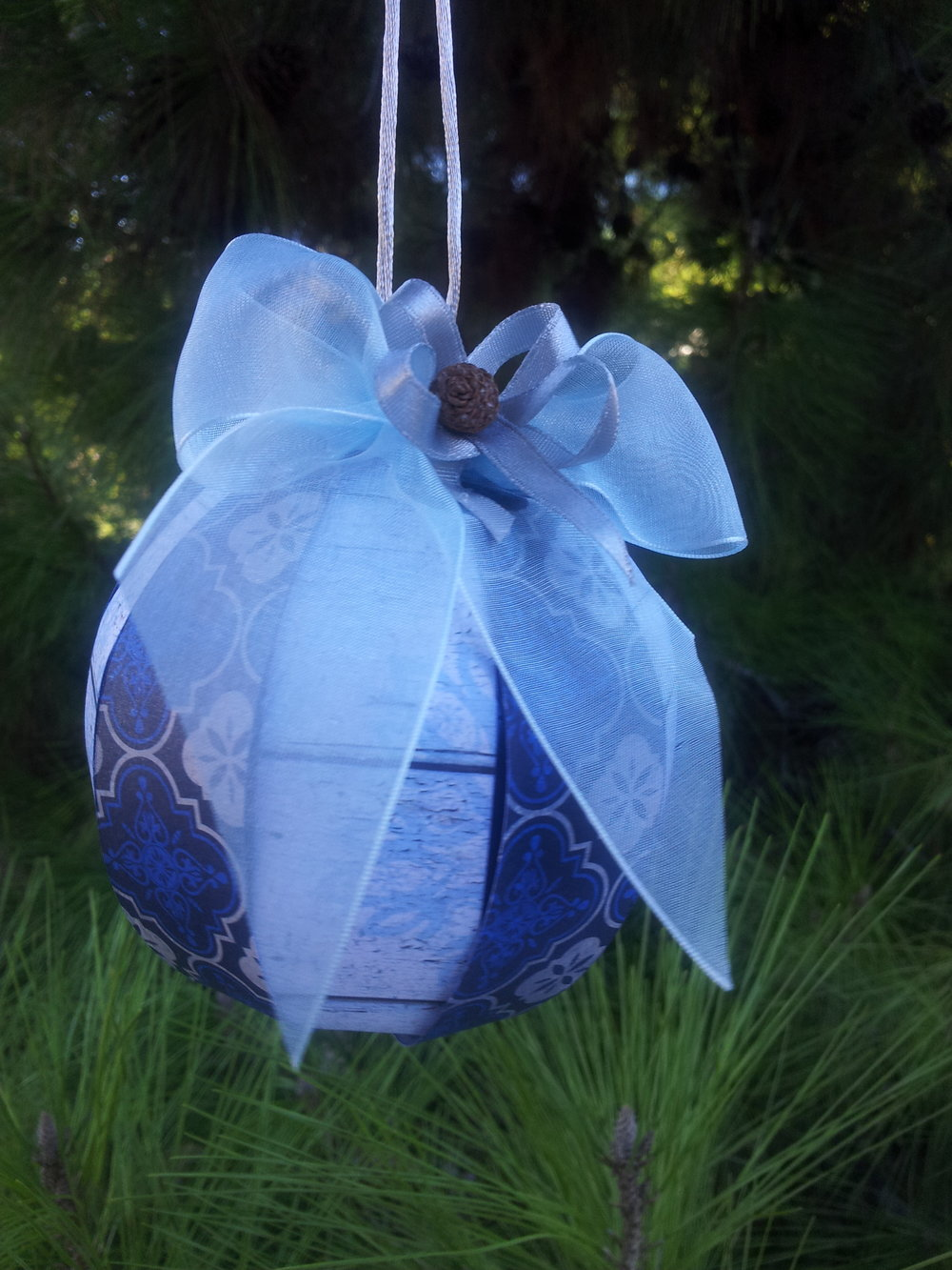 5. Large Bauble Ornament