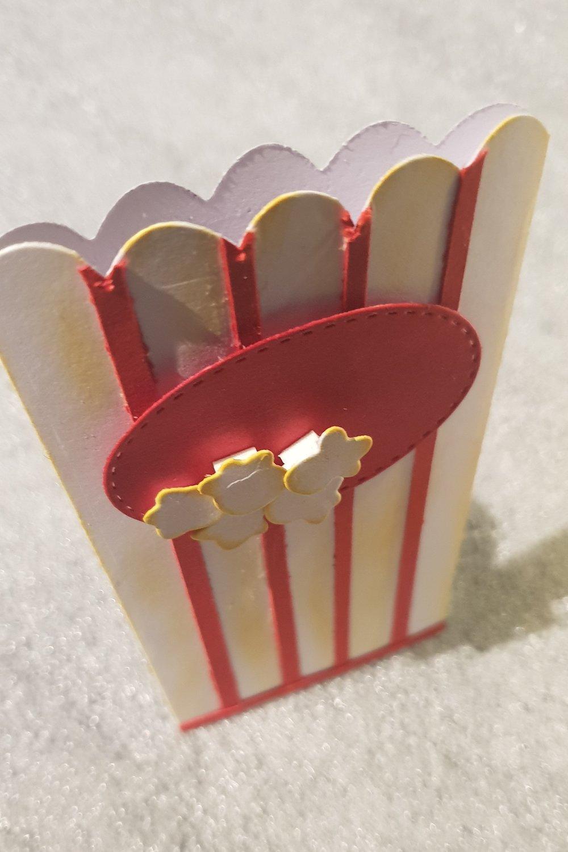 Gift card holder - for cinema lovers