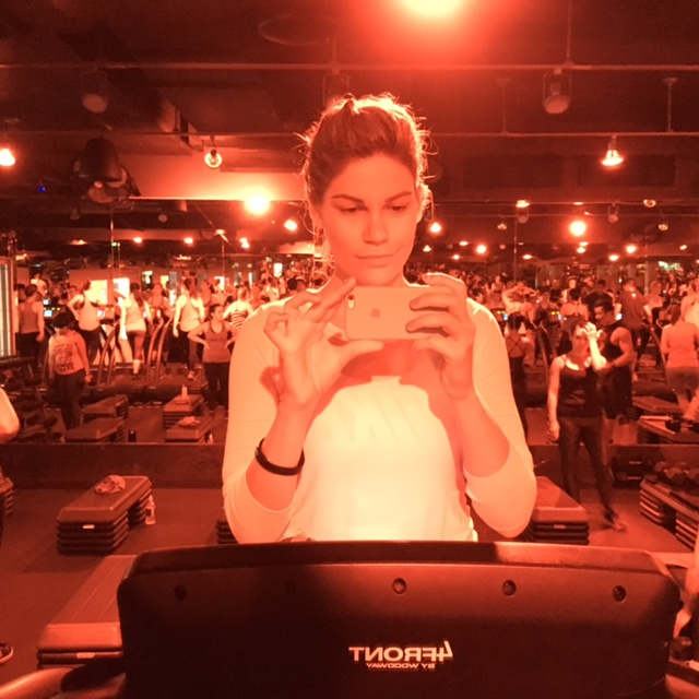 barry's bootcamp SOMA