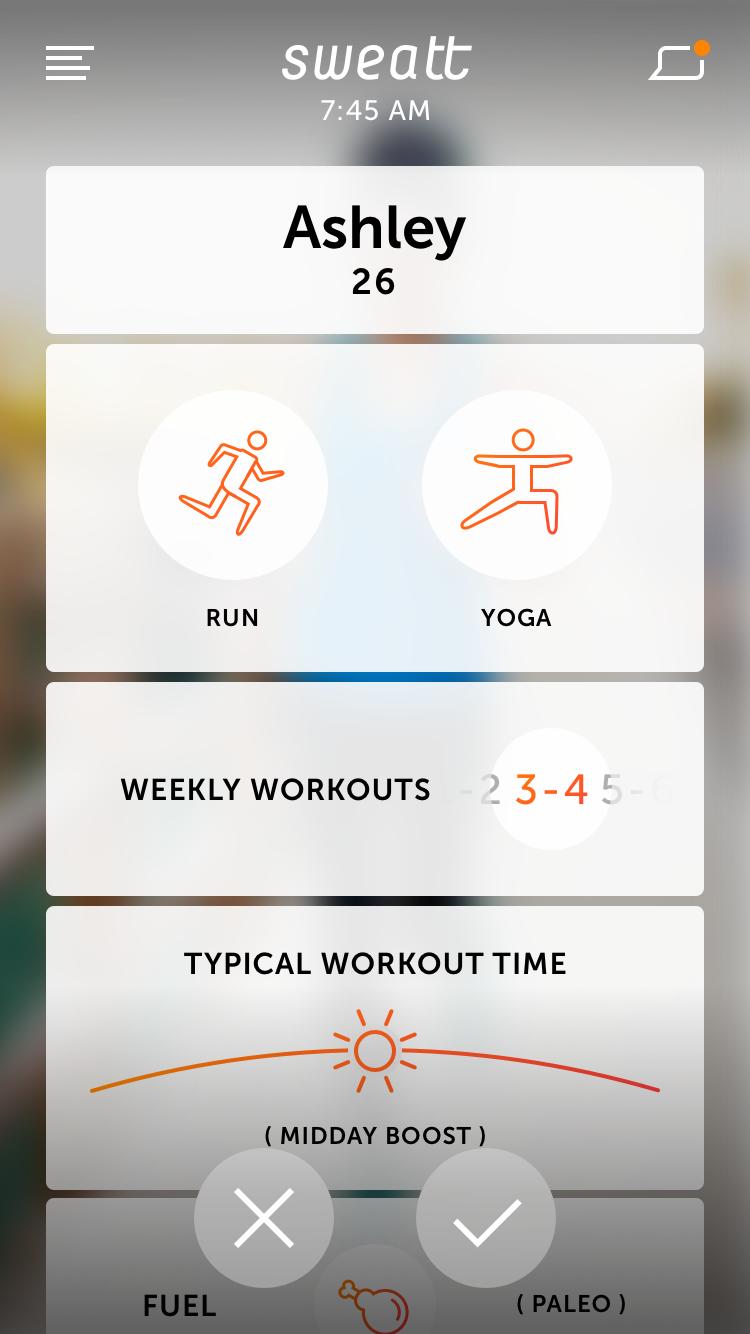 sweatt dating app