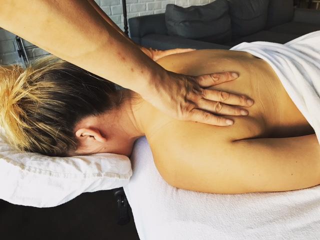 Soothe massage app