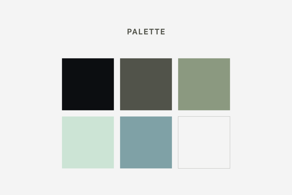 Updated Graber color palette