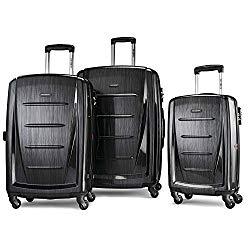 Samsonite Winfield 2 3PC Hardside (20/24/28) Luggage Set-Amazon 269.00
