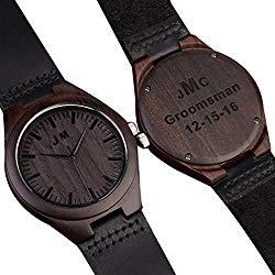 Custom engraved watch- amazon 32.99