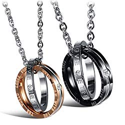 Couple Necklaces- amazon 14.90