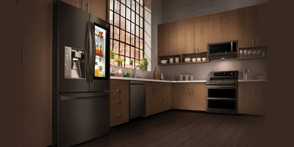 LG Appliances - Whether your style is minimalist or modern, LG has innovation, intuitive and resource-saving appliances built around the way you live.