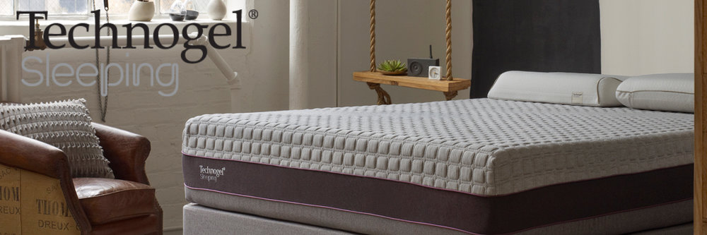 TECHNOGEL - Perhaps the WORLD'S BEST MATTRESS...find out why!