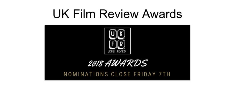 UK Film Review Awards