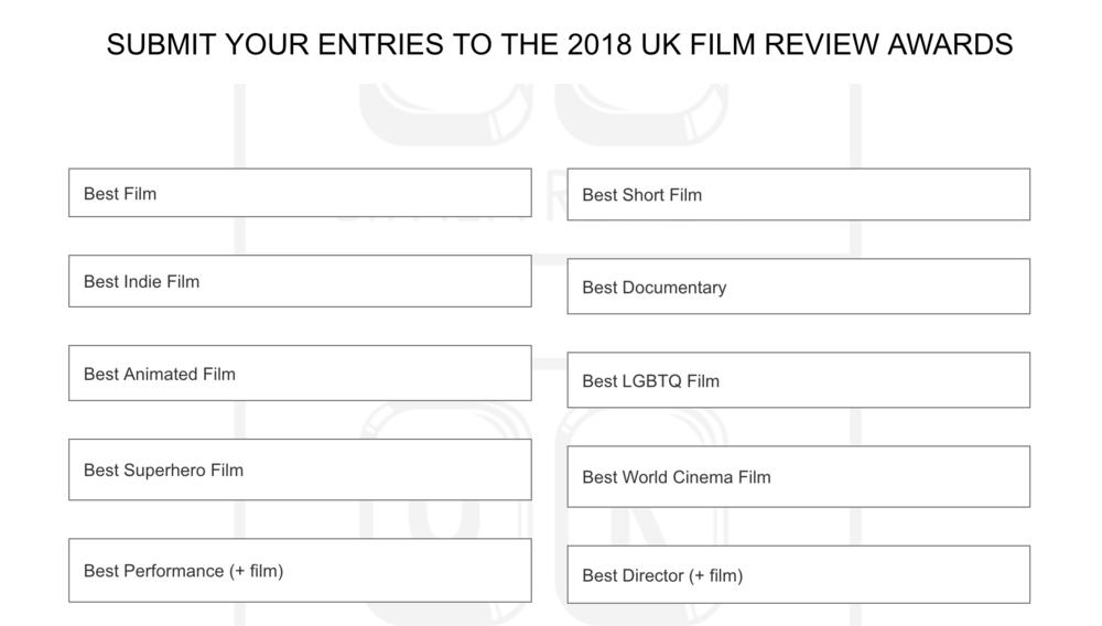 UK FILM REVIEW Categories