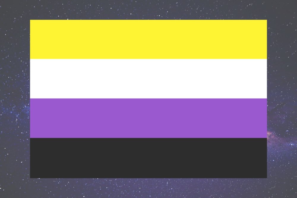 Non-Binary Flag